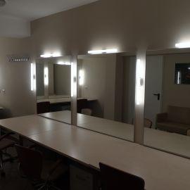Teatr Letni - pomieszczenia