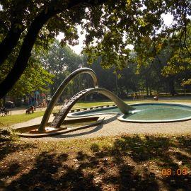 Park Noakowskiego – Ogródek Jordanowski