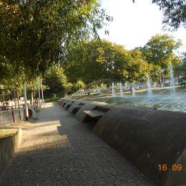 Park im. Janiny Szczerskiej – posiada wyprowadzone hydranty ppoż