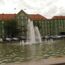 ul. Szymanowskiego  - 3 baseny połączone