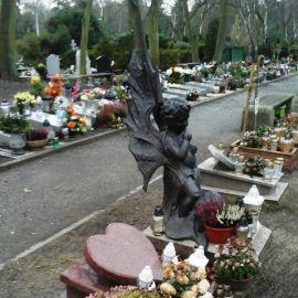 Cmentarz Dąbie