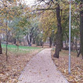 Park przy ul. Twardowskiego